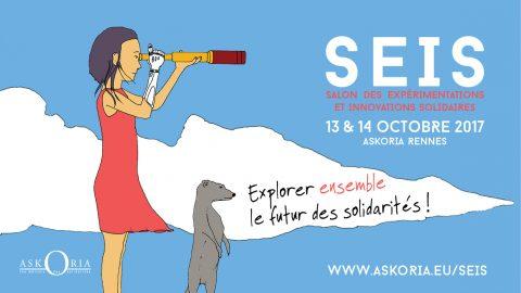 RENNES – Salon des Expérimentations et des Innovations Solidaires #2