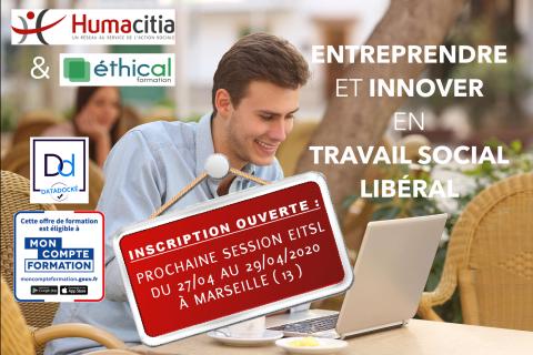 Inscription ouverte pour la prochaine session EITSL à Marseille.